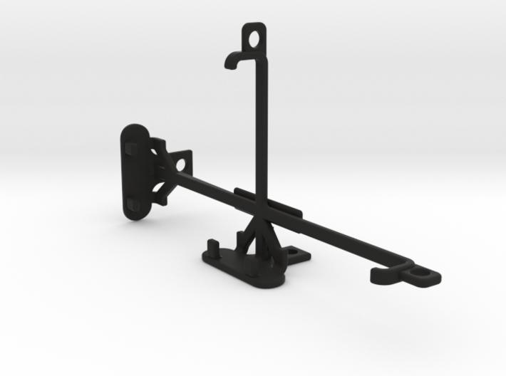 Asus Zenfone Selfie ZD551KL tripod mount 3d printed