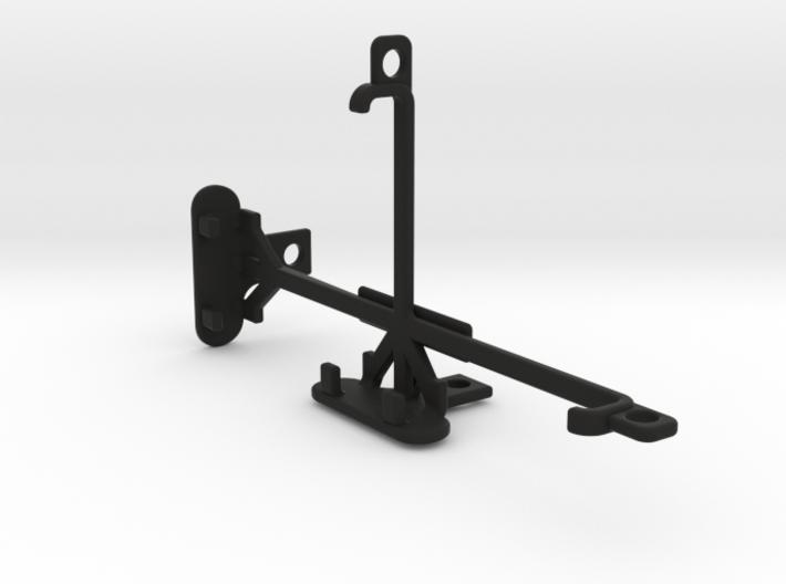 BLU Energy X tripod & stabilizer mount 3d printed