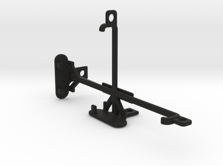 Celkon Q519 tripod & stabilizer mount 3d printed