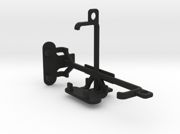 HTC P3300 tripod & stabilizer mount 3d printed