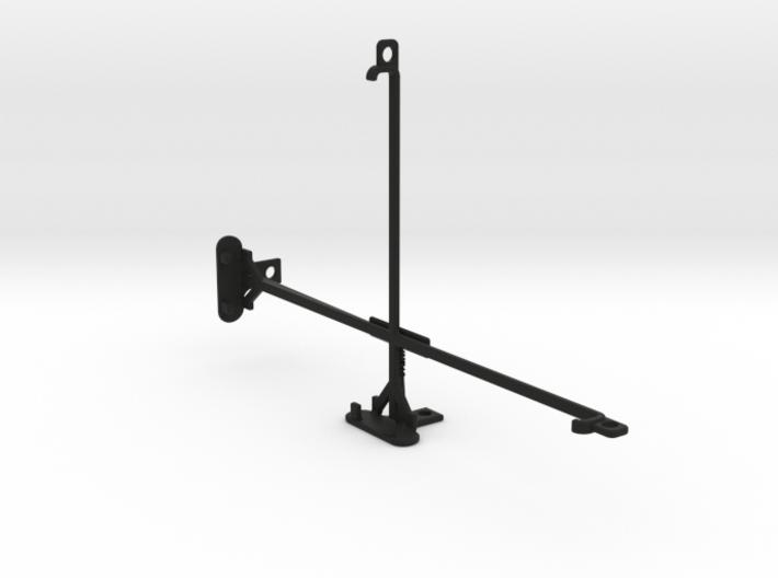 Huawei MediaPad T1 10 tripod & stabilizer mount 3d printed