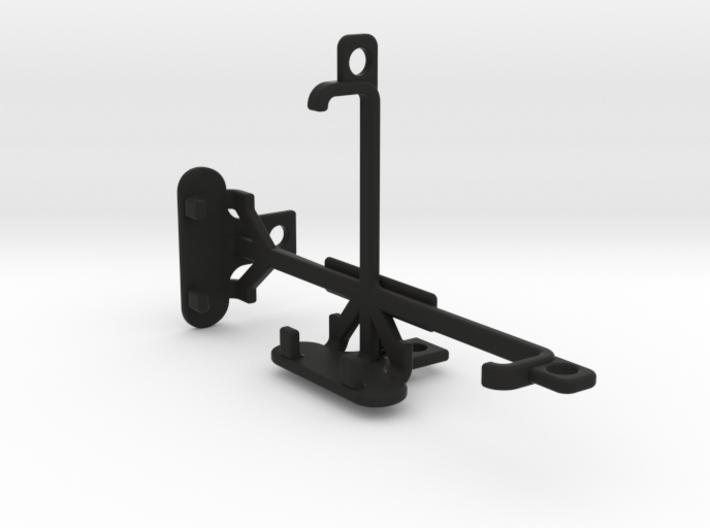 Lava Iris 325 Style tripod & stabilizer mount 3d printed