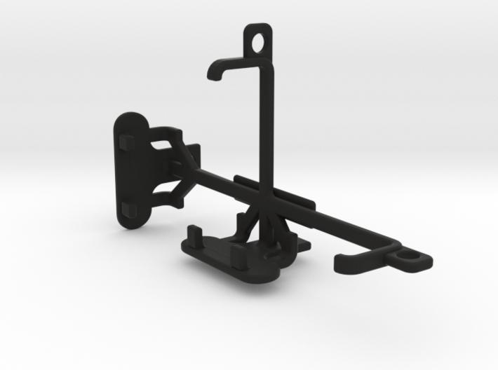 LG Wine Smart tripod & stabilizer mount 3d printed
