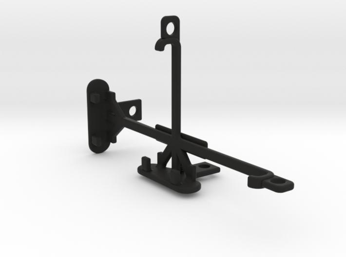 Samsung Galaxy Alpha tripod & stabilizer mount 3d printed