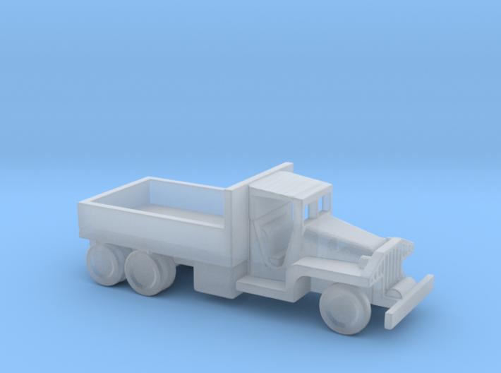 1/144 Scale CCKW Dump TruckCCKW Dump Truck 3d printed