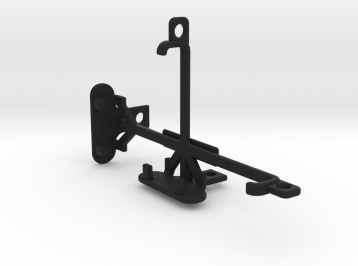 Samsung Z1 tripod & stabilizer mount 3d printed