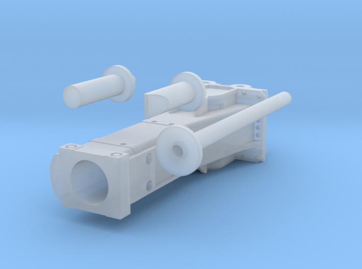 336 D hammer 3d printed