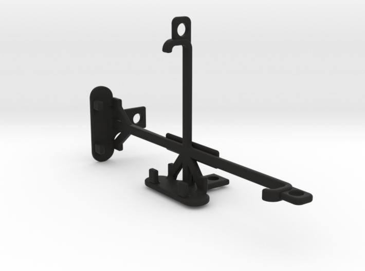 Xiaomi Redmi 3x tripod & stabilizer mount 3d printed