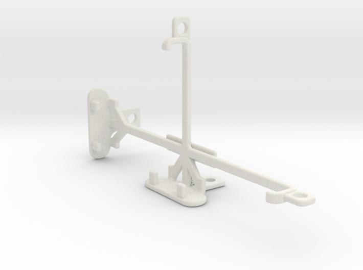 XOLO LT2000 tripod & stabilizer mount 3d printed