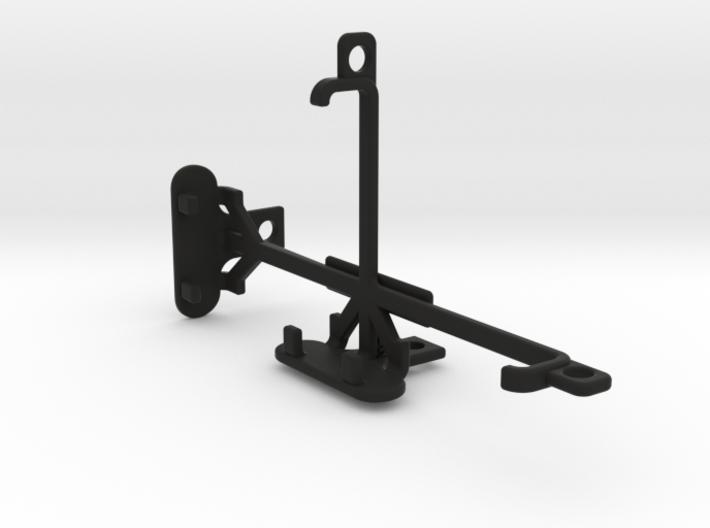 Yezz Andy 4.5EL LTE tripod & stabilizer mount 3d printed