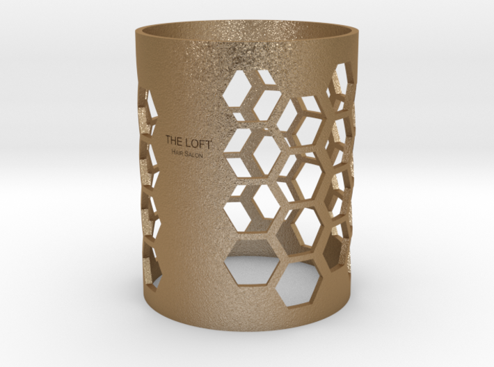TheLoft-Honeycomb2 3d printed