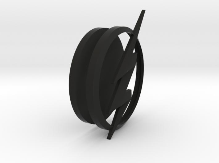 THE FLASH - Jesse Quick Chest Emblem 3d printed