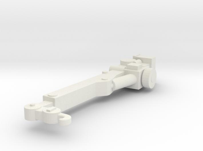 1/87 TSU Support Crane 3d printed