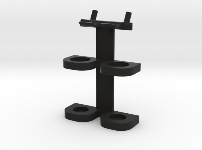 Pegboard Hammer Holder 3d printed