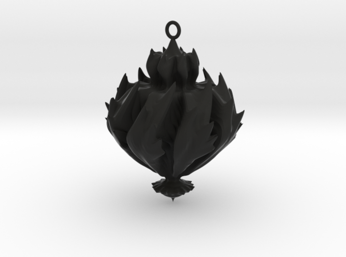 Fire 3d printed