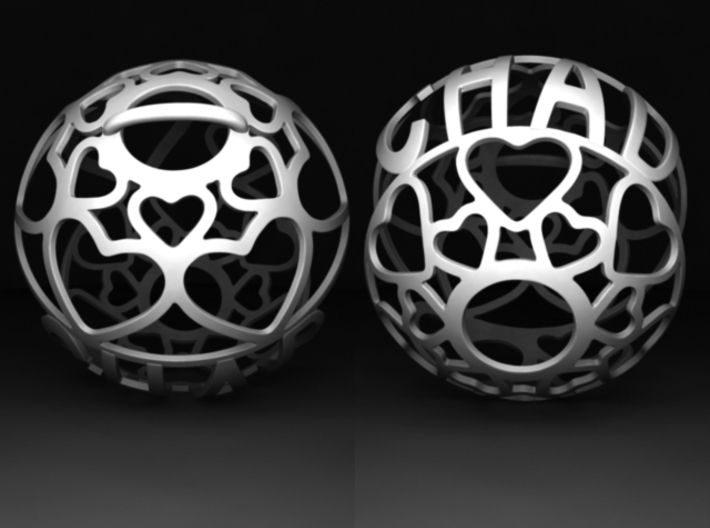 Chad Lovaball 3d printed