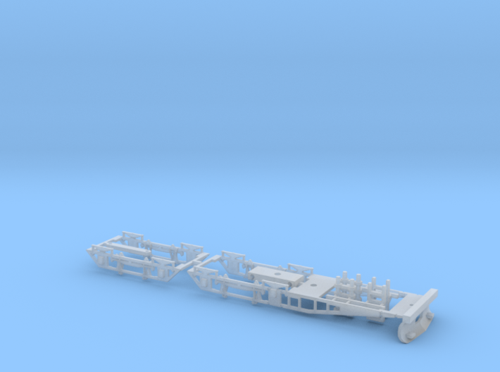 BoxCab Frames 3d-8-30-15 3d printed Printed product