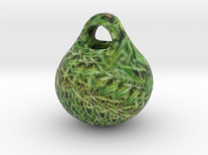 Grass-Colored ORNAMENT 3d printed