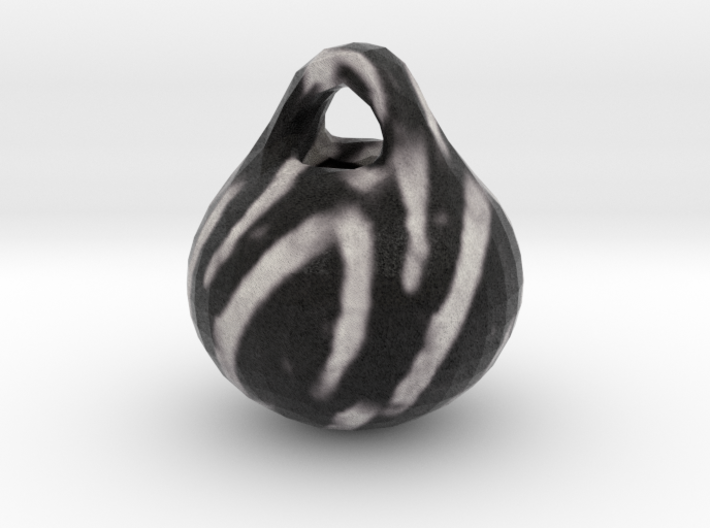 Zebra ORNAMENT 3d printed