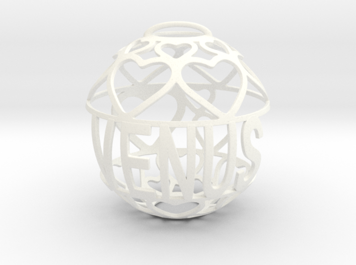 Venus Lovaball 3d printed