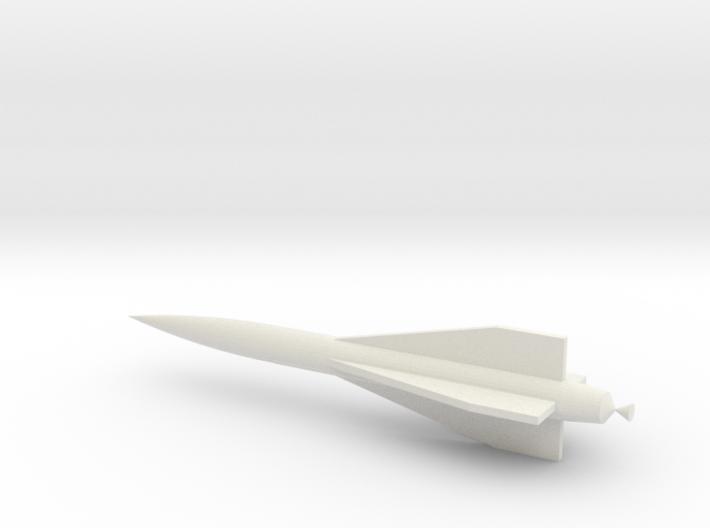 1/110 Scale Hawk Missile 3d printed