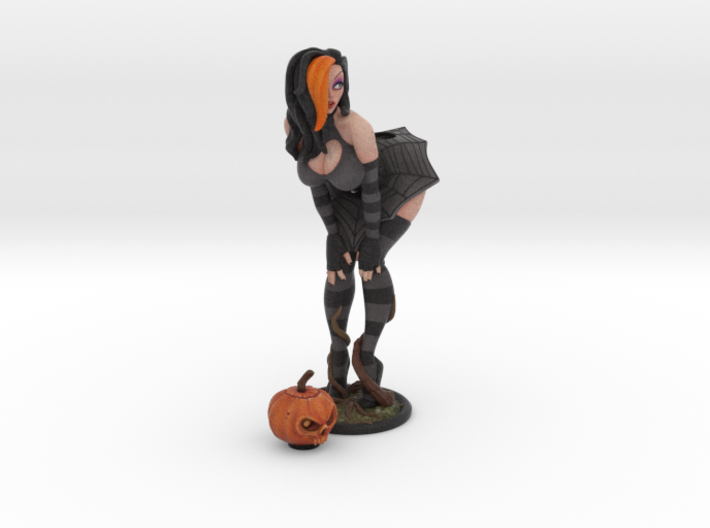 Pumpkin 210mm (8 inch Approx) 3d printed