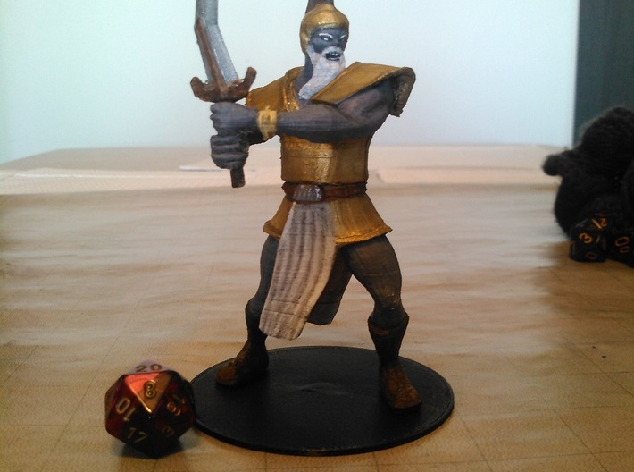 Storm Giant 3d printed