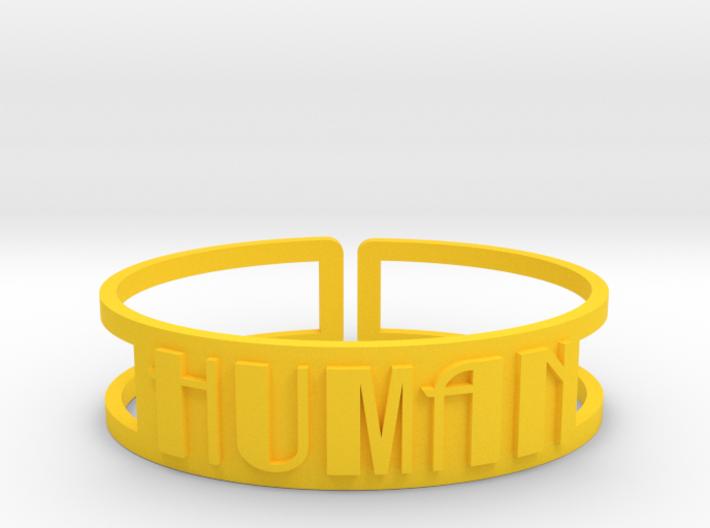 Human 3d printed