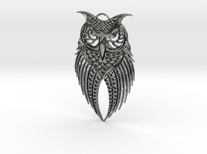 Who's Owling? 3d printed