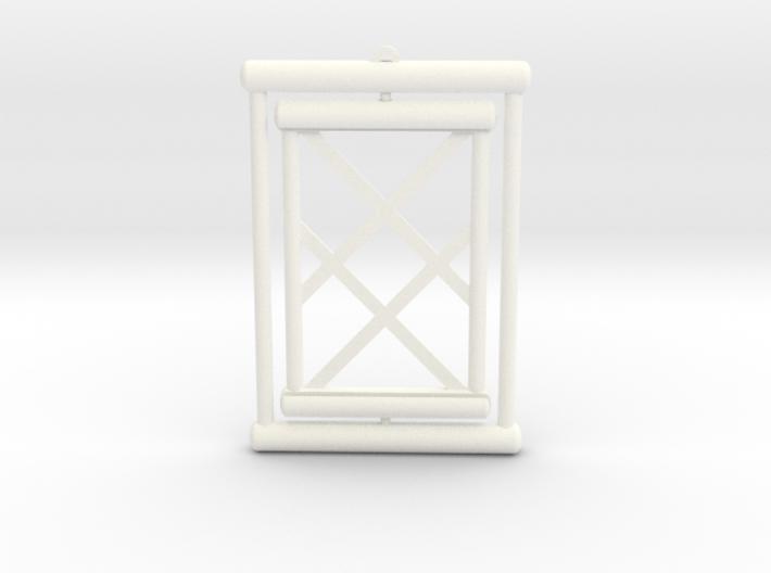 Gift Card Hanger 3d printed