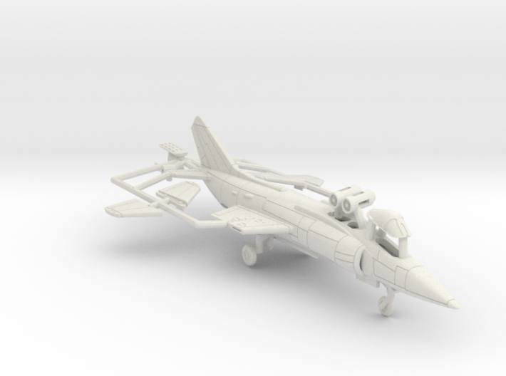 010A Yak-38 Forger 1/144 WSF 3d printed