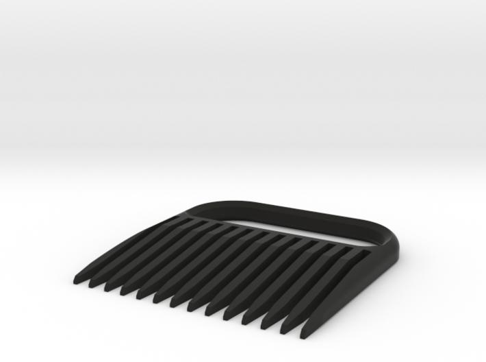 Beard Comb 6 3d printed
