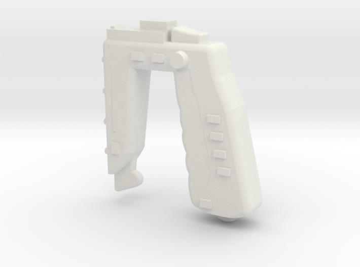 Stun Gun (Space: 1999), 1/1 3d printed