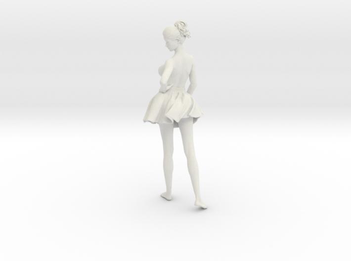 Miniskirt Girl 011-1/10 3d printed