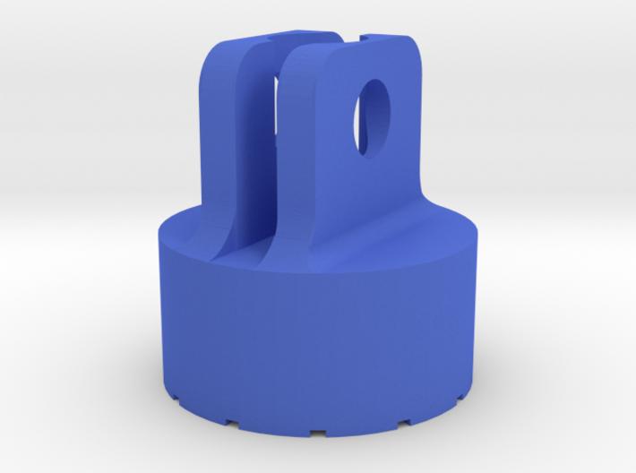 Niterider Lumina Gopro Mount (Updated) 3d printed