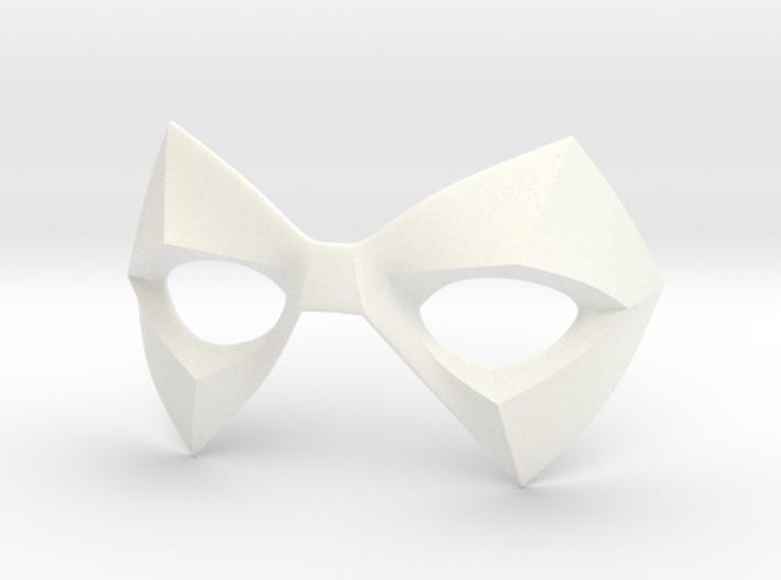 Comedian Mask 3d printed