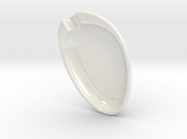 Pebble Ashtray  3d printed