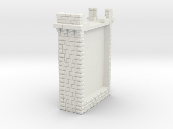NV5M04 Modular metallic viaduct 2 3d printed