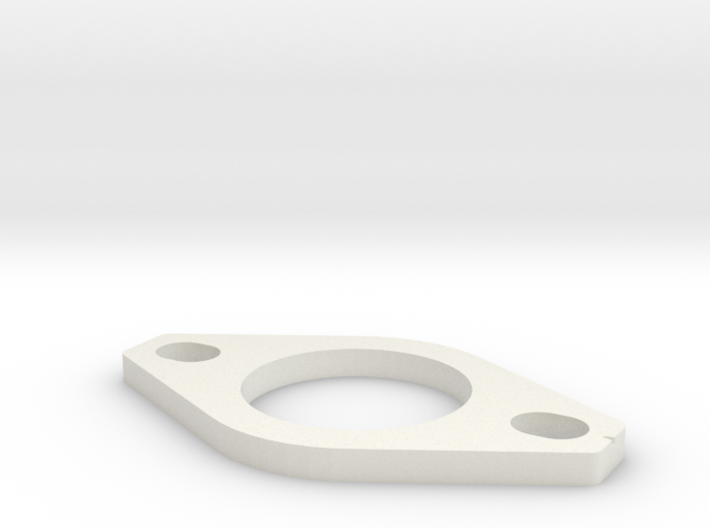 Dellorto FRD 34 Phenolic Spacer 3d printed