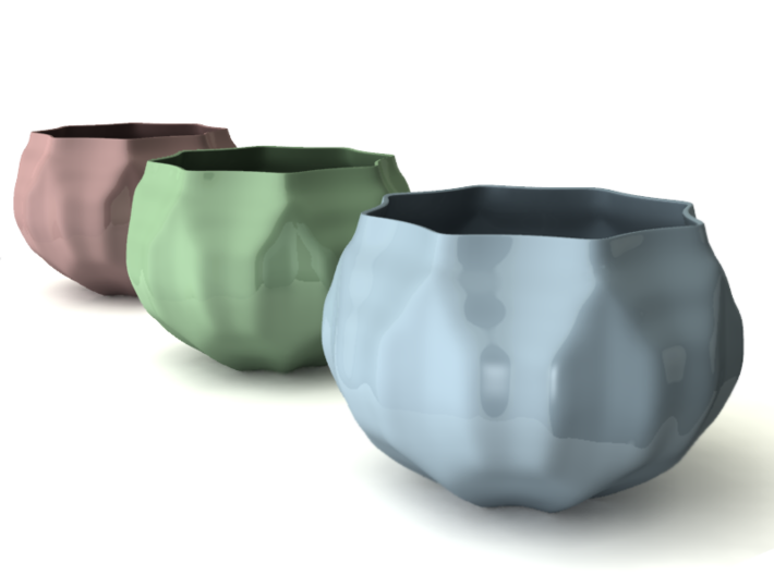 Flower Pot 3d printed