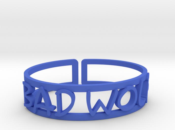 Bad Wolf 3d printed