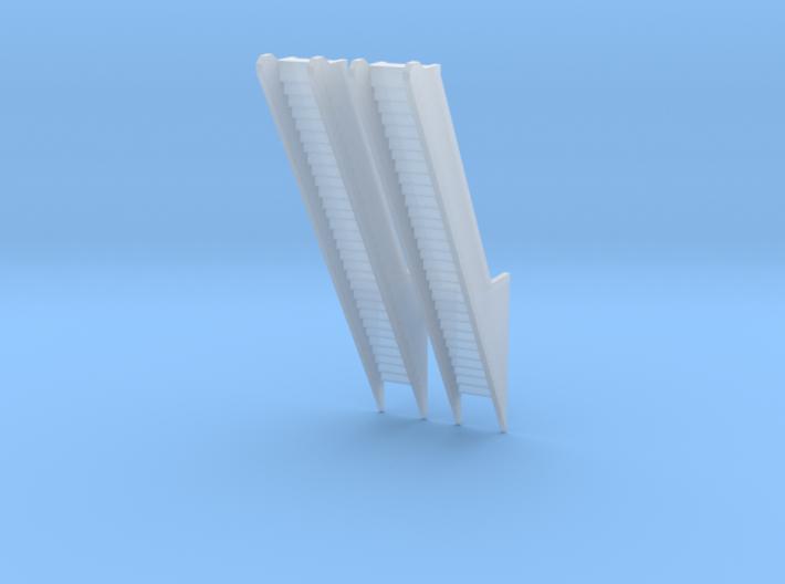 Escalators Double Print 3d printed