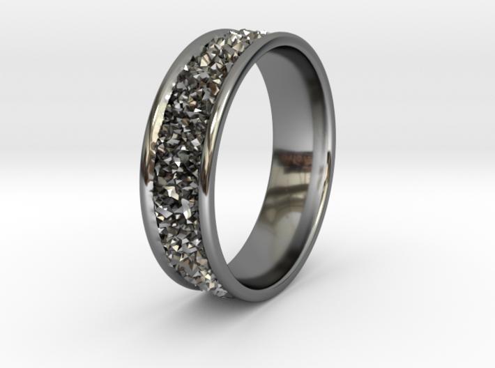 Nova Ring 3d printed