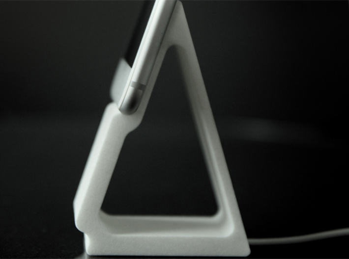 Affinity Stand | iPhone Holder & Charger 3d printed Affinity Stand :: iPhone 6