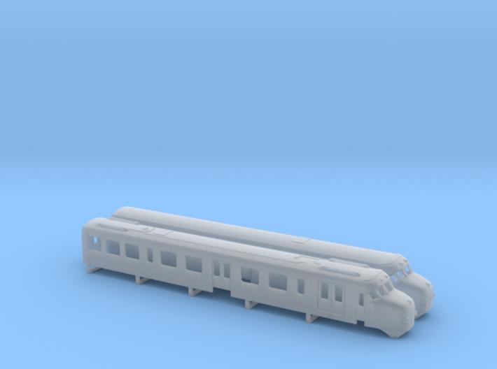 Mat '54 (1:160) 3d printed
