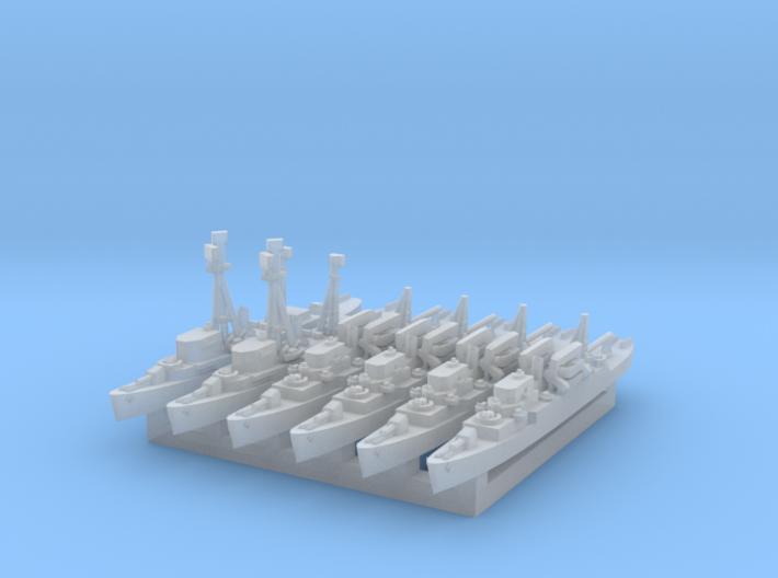 APD & DER X6 (FUD) 3d printed