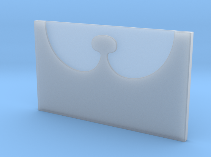 Slim Card Holder 3d printed