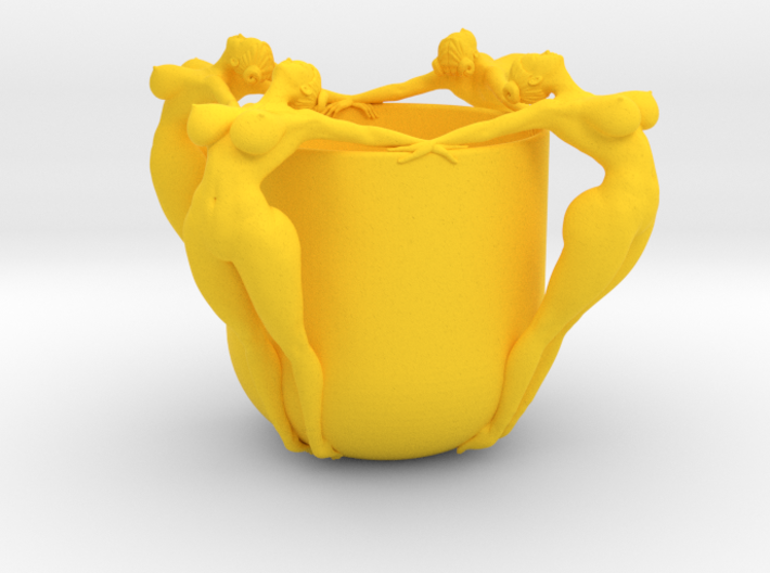 SEXY CUP IN 15CM 003 3d printed