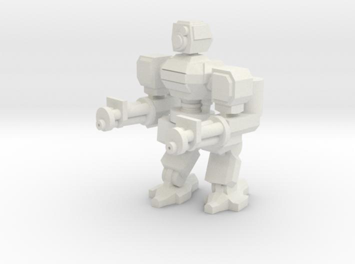 Gremlin pose 2 3d printed