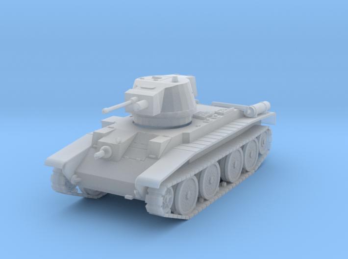 PV113D 10TP Cruiser Tank (1/144) 3d printed